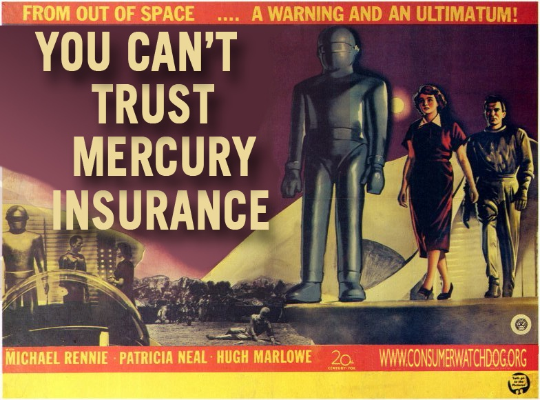 Mercury insurance customer service phone number