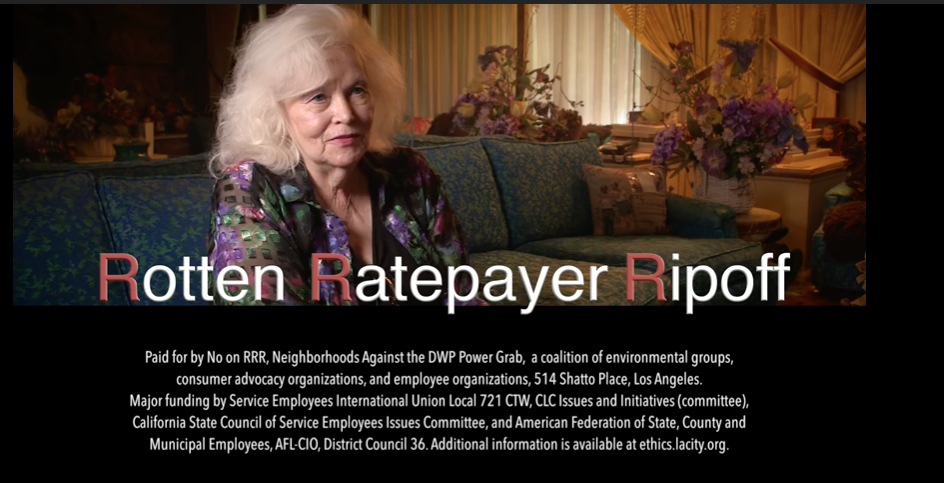 Rotten Ratepayer Ripoff