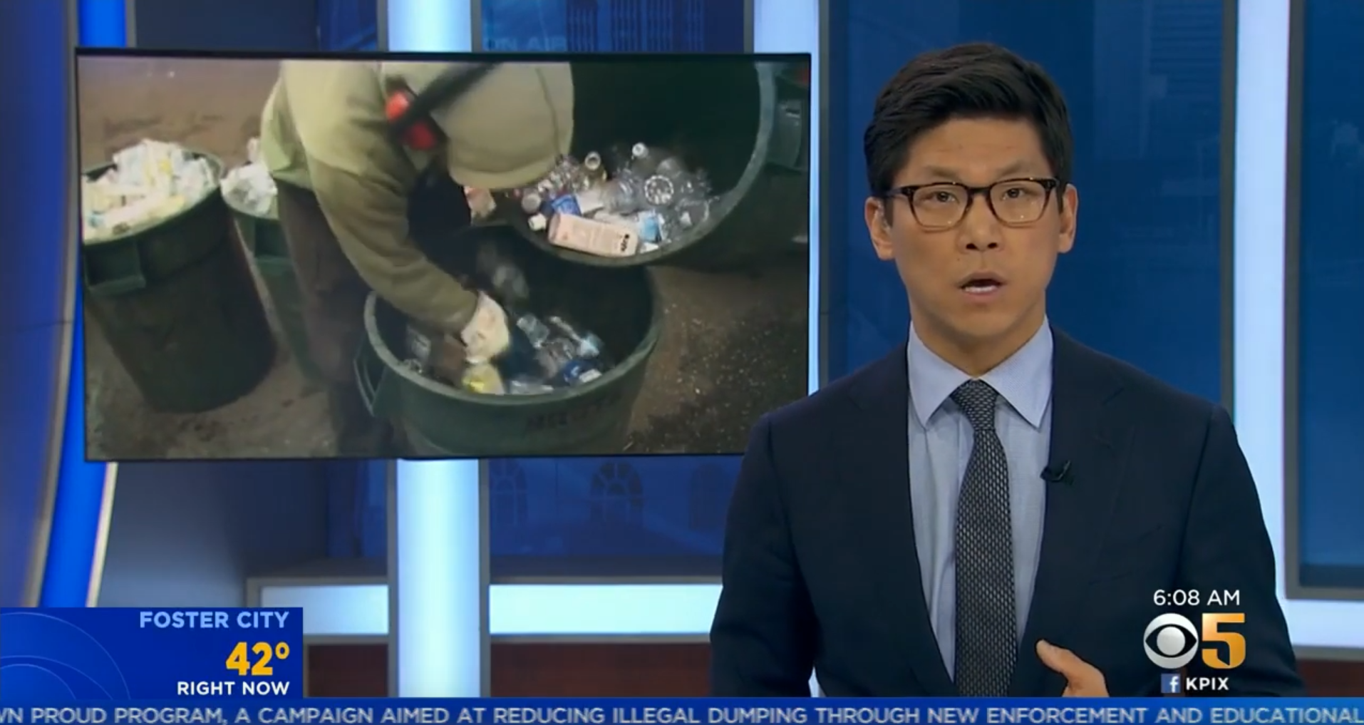 CBS SF Presents Consumer Watchdog's Push for an Overhaul of CA's bottle deposit system