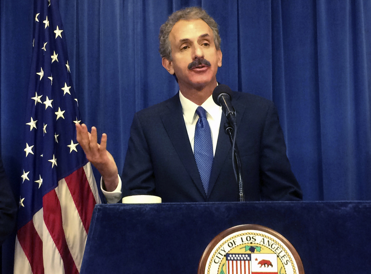 Public Corruption At City Attorney's Office Over DWP