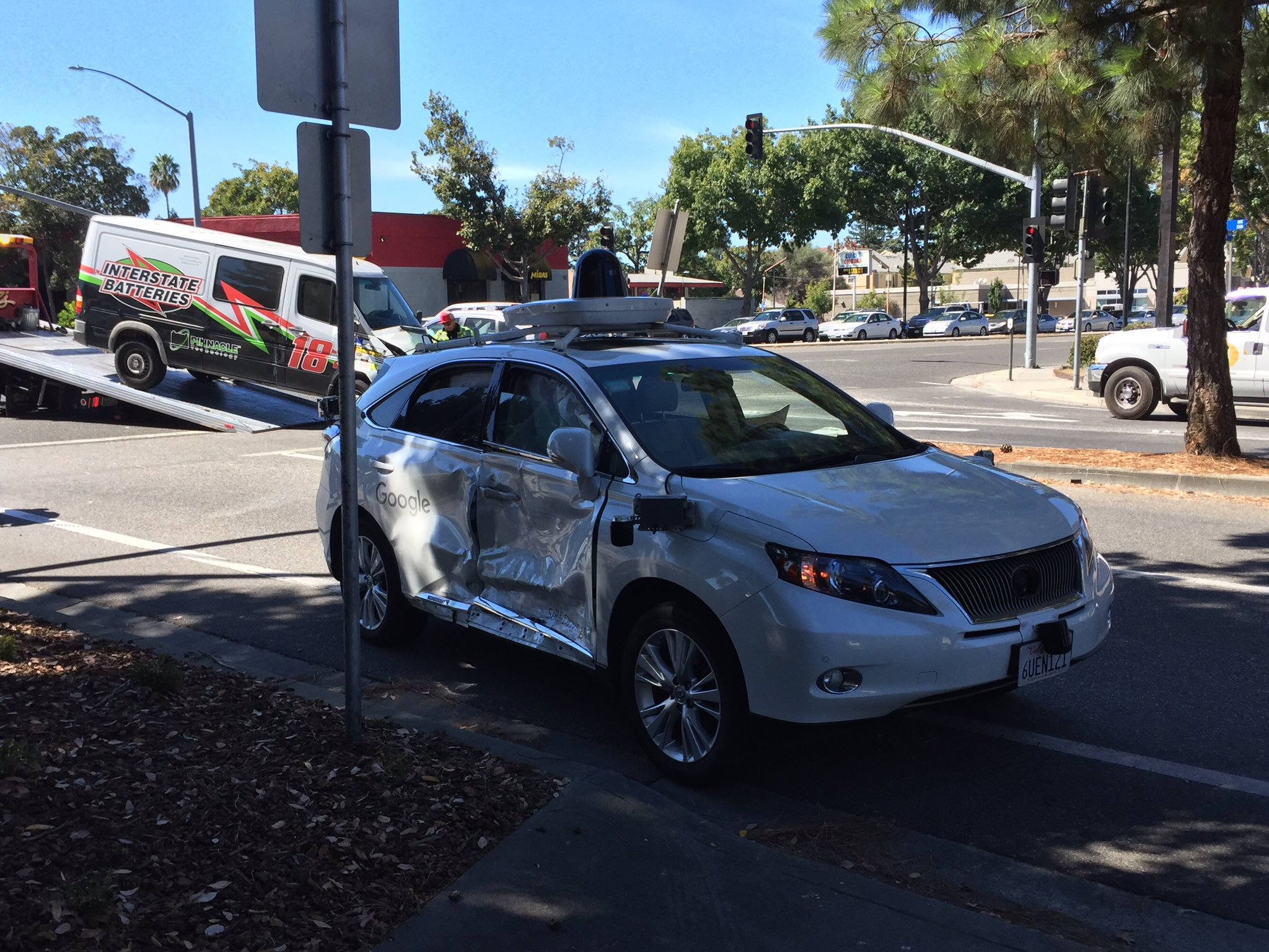 Driverless Cars not ready for roads