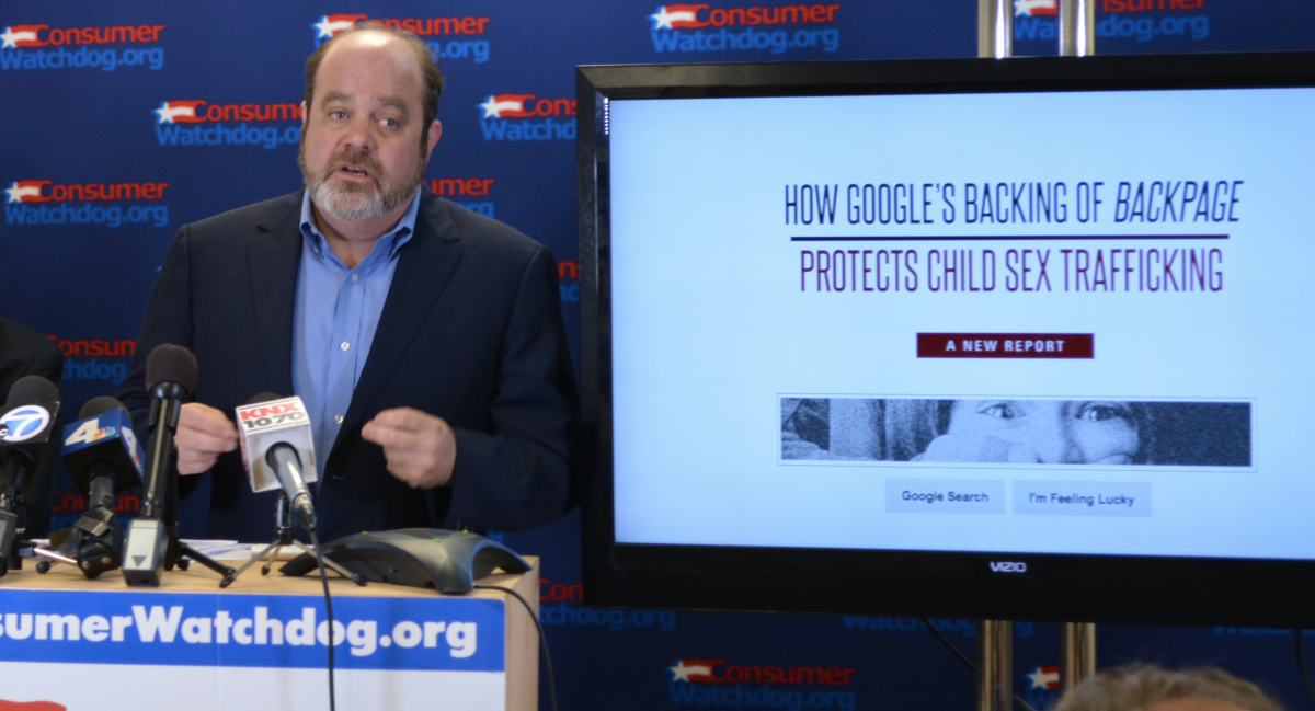 Santa Monica Ca A Coalition Of Anti Child Sex Trafficking And Public Interest Groups And The Mother Of A Trafficking Victim Today Released A Report
