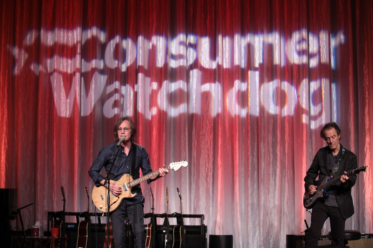 Jackson Browne for Consumer Watchdog