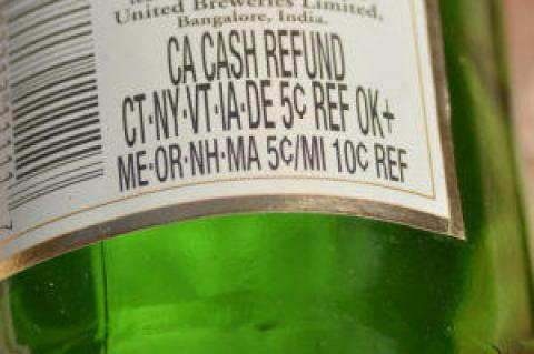 CA Recycling Cash Refund