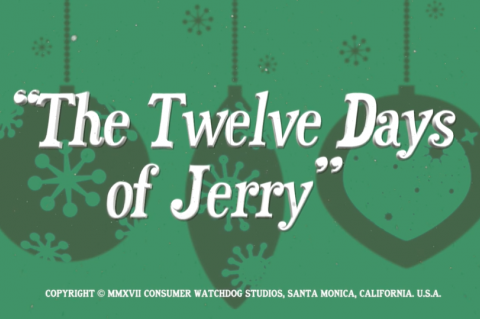 Twelve Days of Jerry