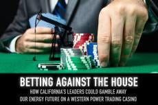 """Betting Against the House"""