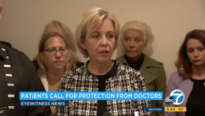 Tammy Smick tells ABC news that the medical board did little to reprimand the doctor that killed her son.