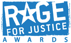 Rage for Justice logo